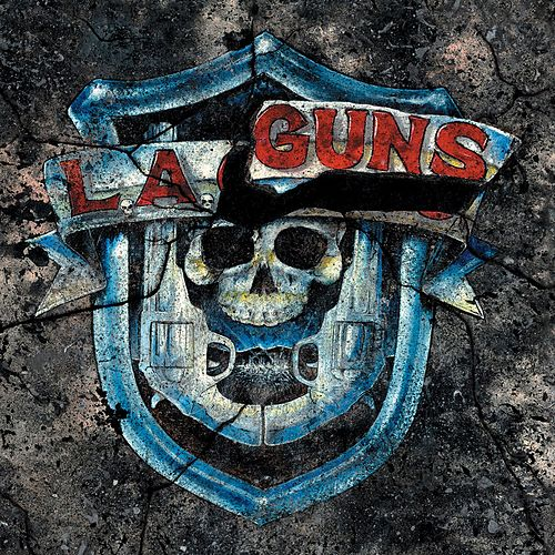 Sticky Fingers by L.A. Guns
