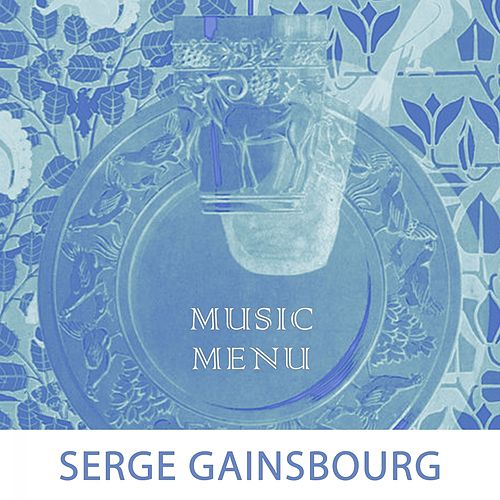 Music Menu de Serge Gainsbourg