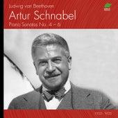 Ludwig van Beethoven: Piano Sonatas Nos. 4-6 (Original Recordings 1933-1934) by Artur Schnabel