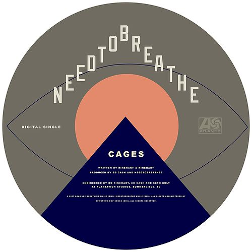 Cages by Needtobreathe