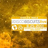 Steele's Reels, Vol. 2: 8-25-2001 (Kahunaville, Wilmington, DE) (Live) by The Disco Biscuits