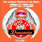 Danceteria Dig-It - Volume 1 - The Original Rhythm of the Night - House Party de Various Artists