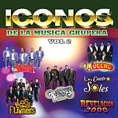 Iconos De La Musica Grupera, Vol. 2 by Various Artists