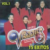 15 Exitos, Vol. 1 by Grupo Vennus