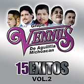 15 Exitos, Vol. 2 by Grupo Vennus