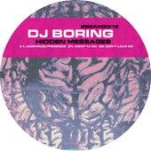 Hidden Messages de DJ Boring