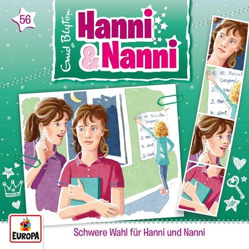 056/Schwere Wahl für Hanni und Nanni von Hanni und Nanni
