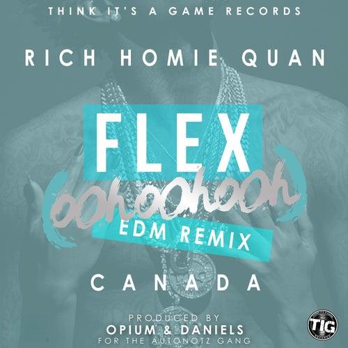 Flex (Ooh, Ooh, Ooh) (Opium & Daniels Remix) by Rich Homie Quan