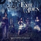 Rhapsodies In Black by Exit Eden