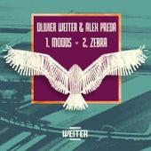 Moods/Zebra de Olivier Weiter
