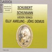 Schubert / Schumann - Lieder Songs de Elly Ameling