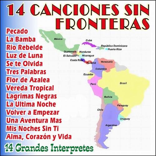 Canciones Sin Fronteras by Various Artists