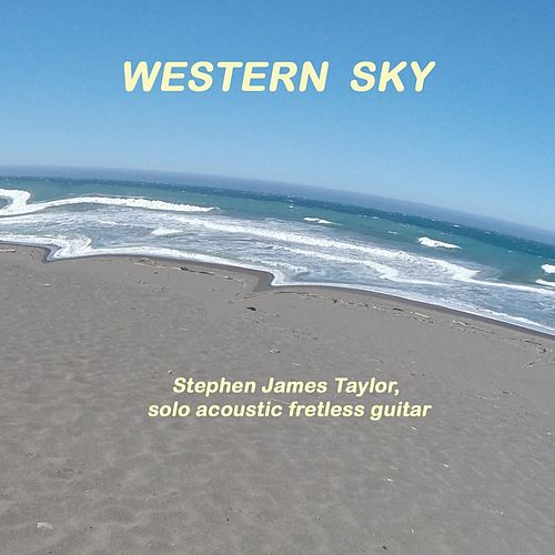 Western Sky by Stephen James Taylor