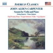 Chamber Music by John Alden Carpenter