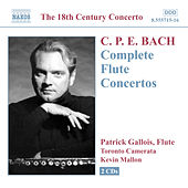 Complete Flute Concertos von Carl Philipp Emanuel Bach
