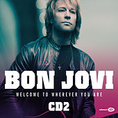 Welcome To Wherever You Are (Uk ECD maxi) by Bon Jovi