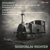 Schubert & Liszt: Piano Works by Sviatoslav Richter