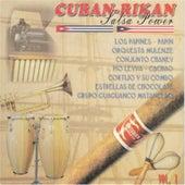 Cuban-Rikan Salsa Power, Vol. 1 von Various Artists