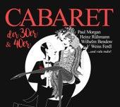 Cabaret Der 30er & 40er de Various Artists