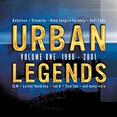 Urban Legends Vol. 1: 1990-2001 by Various Artists