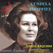 Gundula Janowitz Vol. 1 by Various Artists