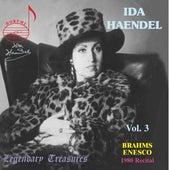 Ida Haendel Vol. 3 by Ida Haendel