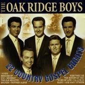 22 Country Gospel Greats by The Oak Ridge Boys