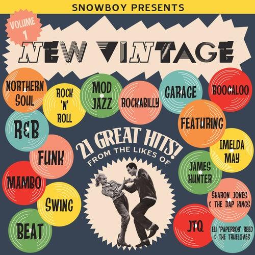 Snowboy presents New Vintage by Various Artists