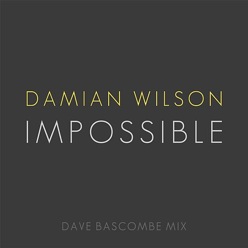 Impossible (Dave Bascombe Mix) de Damian Wilson