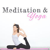 Meditation & Yoga – Soft Sounds to Calm Down, Soothing Mantra, Hatha Yoga, Chakra Balancing, Nature Sounds for Relaxation de Meditación Música Ambiente