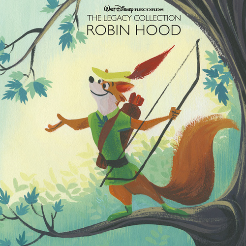 Walt Disney Records The Legacy Collection: Robin Hood by Various Artists
