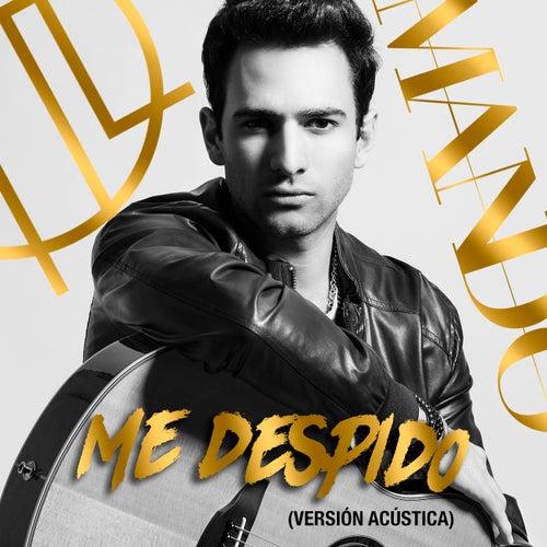 """Mando (Μαντώ) (GR): """"Me Despido (Versión Acústica)"""""""