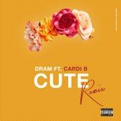 Cute (Remix) [feat. Cardi B] (Remix; feat. Cardi B) van D.R.A.M.