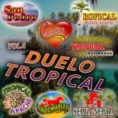 Duelo Tropical Vol.4 de Various Artists