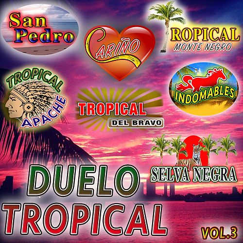 Duelo Tropical Vol.3 by Various Artists