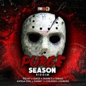 Purge Season Riddim by Various Artists