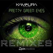 Pretty Green Eyes (Remixes) by Kamaura