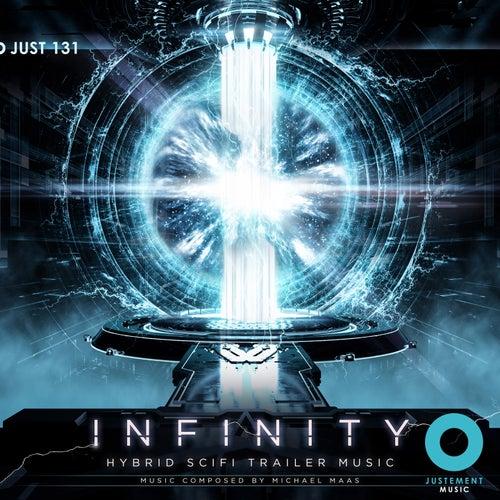 Michael Maas infinity hybrid scifi trailer ep by michael maas