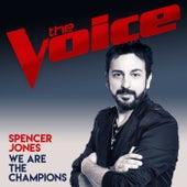 We Are The Champions (The Voice Australia 2017 Performance) von Spencer Jones