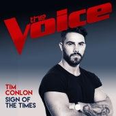 Sign Of The Times (The Voice Australia 2017 Performance) de Tim Conlon