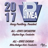 2017 Pennsylvania Music Educators Association (PMEA): Pennsylvania All-State Orchestra & Pennsylvania All-State Chorus [Live] de Various Artists
