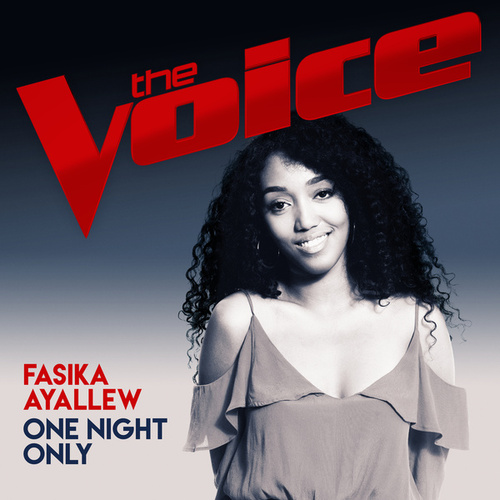 One Night Only (The Voice Australia 2017 Performance) de Fasika Ayallew