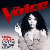 Love The Way You Lie, Pt. II (The Voice Australia 2017 Performance) von Fasika Ayallew