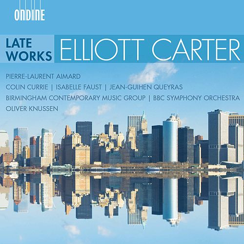 Carter: Late Works by Various Artists