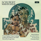Schubert: Mass No. 5 by George Guest