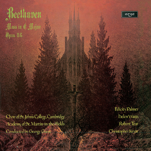 Beethoven: Mass in C by George Guest