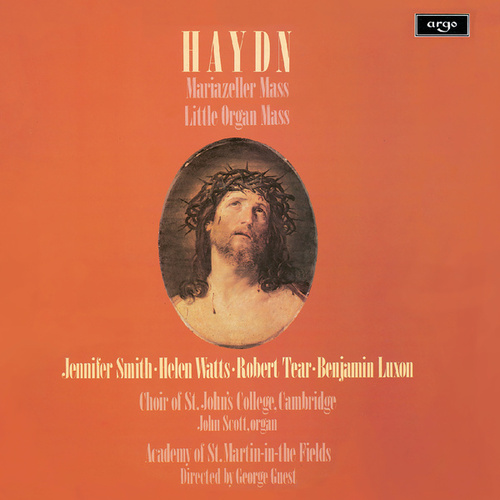 Haydn: Mariazeller Mass; Little Organ Mass by George Guest