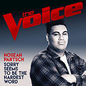 Sorry Seems To Be The Hardest Word (The Voice Australia 2017 Performance) by Hoseah Partsch
