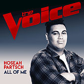 All Of Me (The Voice Australia 2017 Performance) by Hoseah Partsch
