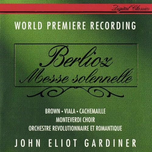 Berlioz: Messe Solennelle by John Eliot Gardiner